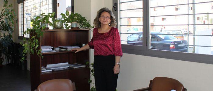María Jesús Aguilar, Directora Comercial